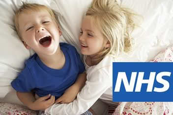 NHS For Children Under the age of 21 at Grosvenor Place